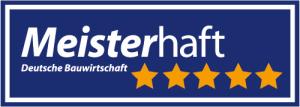 Meisterhaft 5-Sterne Siegel