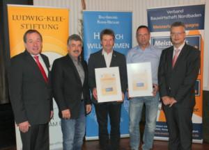 """Thomas Rath GmbH und Stegmüller + Linder GmbH als """"Meisterhaft"""" ausgezeichnet"""